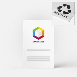 Cartes Recyclées