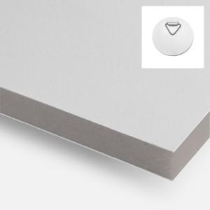 Kapa - 2 platines adhésives de Fixation -