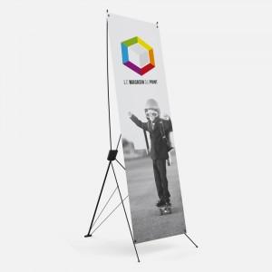 X Banner 60 x 160 cm